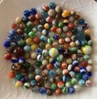 Lot Of 150 Vintage Marbles Vitro,Akros, Marble Kings, & Clays