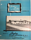 1954 MID-CENTURY MODERN YOUR HOME OF TOMORROW HOME BUILDING DESIGN MAGAZINE