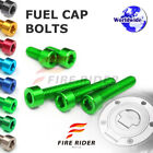 FRW 6Color Fuel Cap Bolts Set For Ducati Monster 1000 600 750 800 900 All Year