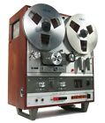 AKAI X-1800SD REEL TO REEL DECK 8-TRACK AMPLIFIER SERVICED * NICE!