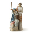Willow Tree hand painted sculpted figure The Holy Family