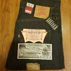 Levis Vintage Clothing 1947 501 XX 33 x 34 NEW RAW JEANS LVC SELVEDGE BIG E