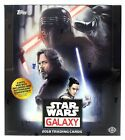 2018 Topps Star Wars Galaxy hobby factory sealed 12-box case in stock