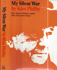 1968 1ST EDITION KIM PHILBY RUSSIAN SPY WORKING FOR BRITISH INTELLIGENCE AGENT