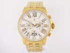Mathis Montabon Classique Moderne MM04 Gold Tone Automatic Watch White Dial