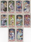 2016 GYPSY QUEEN Complete 100 Card Base Mini Variations Hobby Box Topper Set