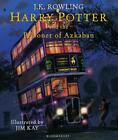 Harry Potter and the Prisoner of Azkaban Illustrated Edition by JK Rowling Har