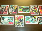 1966 Topps Batman A Series Red Bat Trading Cards 7