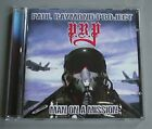 PAUL RAYMOND PROJECT MAN ON A MISSION CD 12 TRACKS - PICTURE CD (UFO) UK