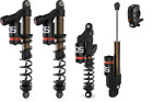 Fox Shocks 1.5 Zero iQS Front + Rear Track Ski Doo Summit XM Freeride Rev Gen 4