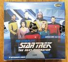 Rittenhouse THE COMPLETE STAR TREK THE NEXT GENERATION SERIES 1 SEALED BOX AUTOS