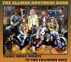 THE ALLMAN BROTHERS BAND LIVE 3 MORE NIGHTS AT THE FILLMORE EAST 1971 LTD 5 CD