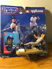 1998 STARTING LINEUP MLB FIGURE: DAVE JUSTICE CLEVELAND INDIANS