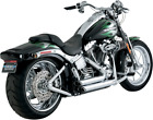 Vance  Hines 17221 Shortshots Staggered Exhaust System Chrome