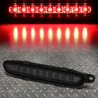 [FULL LED]FOR 06-10 DODGE CHARGER TRUNK LID THIRD 3RD TAIL BRAKE LIGHT SMOKED