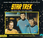 Star Trek: Music From The Original Television Soundtracks, Volumes One, Two And
