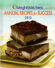 Weight Watchers Annual Recipes for Success 2010