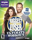 Biggest Loser Ultimate Workout Microsoft Xbox 360 Kinect 2010