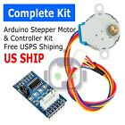 DC 5V Stepper Motor 28BYJ 48 + ULN2003 Driver Test Module Board for Arduino