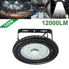 100W UFO LED High Bay Light Lamp Factory Warehouse Gym Office Roof Shed Lighting