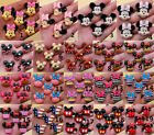 DIY 5 25 50 100PCS Cute Mickeys Flatback Resin Cabochon Scrapbooking Crafts