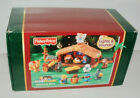 Fisher Price Little People Christmas Nativity Set With Sounds Working