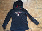Super Bowl 50 Adult Large Therma Base pullover Hoodie by Majestic new with tags