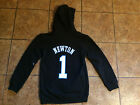 NewCarolina Panthers Super Bowl 50 Cam Newton Youth M sizes10 12 pullover hoodie