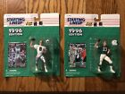Starting Lineup Football Lot 1996 Dan Marino Troy Aikman  Cowboys Dolphins
