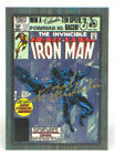 Iron Man Autographs Trading Card Guide 31
