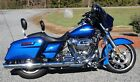 2017 Harley Davidson Touring 2017 Harley Davidson Street Glide Special FLHXS Blue Motorcycle 1200 Miles