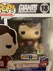 Funko POP! NFL ELI MANNING NY GIANTS TOYS R US EXCLUSIVE Vinyl Action Figure