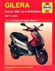 Gilera Runner, DNA, Ice and Stalker Scooters Servic... by Mather, Phil Paperback