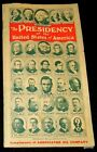 CALVIN COOLIDGE 1927 THE PRESIDENCY OF THE U.S. ASSOCIATED OIL CO. PROMO BOOK