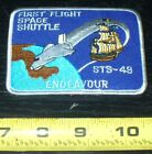 rare NASA STS 49 mission patch First Flight of Space Shuttle Endeavour unique