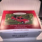 Hallmark 2000 6th in Series All American Trucks 1978 Dodge Li'L Red Express