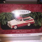 Hallmark 1999 5th All American Trucks 1957 Dodge Sweptside D100