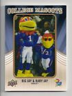 2013 Upper Deck Football College Mascots Patch Card Guide 61