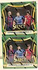 2016 Panini Select Soccer Unopen Hobby Box Lot of 2