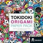 Tokidoki Origami Paper Pack  More Than 250 Sheets of Origami Paper in 16 Tok