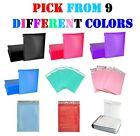 5 105x16 Colored Poly Bubble Mailers Padded Envelopes Shipping Mailing 105x15