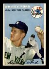 Top 10 Whitey Ford Baseball Cards 25