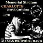THE ALLMAN BROTHERS LIVE IN CHARLOTTE NORTH CAROLINA 1972 APRIL 18  LTD 2CD