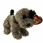 TY Beanie Baby - FIZZER the Dog (6 inch) - MWMTs Stuffed Animal Toy