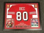 Jerry Rice Rookie Card and Autograph Memorabilia Guide 36