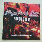 MARSHALL LAW POWER CRAZY CD 17 TRACK BEST OF UK