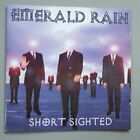 EMERALD RAIN SHORT SIGHTED CD 12 TRACK PICTURE CD - 2003 GERMAN
