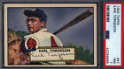 1952 Topps #97 Earl Torgeson Braves PSA 7 *692194