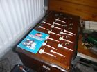 Large amount of Hornby double level crossing automatic barriers plus two peco
