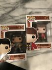 FUNKO POP- Set Of 2- The Goonies- Chunk and Data No. 79 & 80 -Vaulted